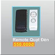 Remote Đèn Quạt SN3