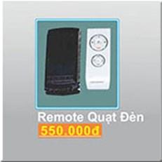 Remote Đèn Quạt SN1