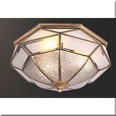 Đèn Áp Trần Đồng VE MĐ-7115/4 Ø400xH300