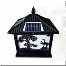 Đèn Trụ Cổng SN1 NL 7326B 300x300xH370