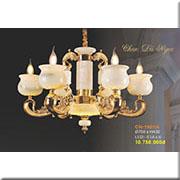 Đèn Chùm Cổ Điển VE CN-1925/6 Ø700xH430