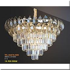 Đèn Chùm Pha Lê VE1 TPL-86878/800 Ø800xH1000