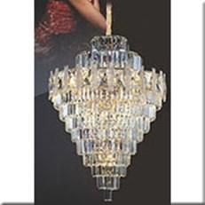Đèn Chùm Pha Lê VE1 TPL-87068/800 Ø800xH1000