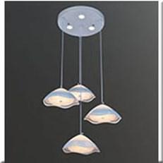 Đèn Thả LED VE T-128/3+1 Ø300xH1000