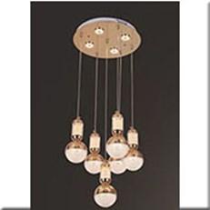 Đèn Thả LED VE T-9835/6 Ø400xH1000