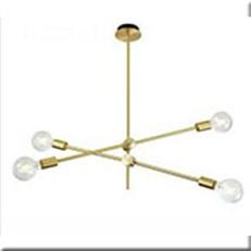 Đèn Chùm Nghệ Thuật VE T-8075/4 Ø750xH550