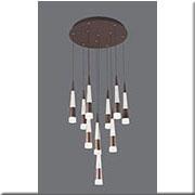 Đèn Thả LED VE1 T-7110/10 Ø450xH1500