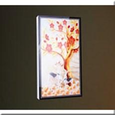 Đèn Tường Tranh VE1 V-Q165 L220xH400