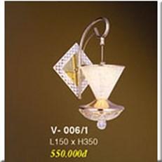 Đèn Tường Trang Trí VE1 V-006/1 L150xH350