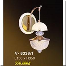 Đèn Tường Trang Trí VE1 V-8338/1 L150xH350