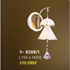 Đèn Tường Trang Trí VE1 V-8269/1 L150xH350