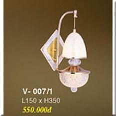 Đèn Tường Trang Trí VE1 V-007/1 L150xH350