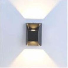 Đèn Vách Ngoại Thất VE1 VNT-080B L90xH120