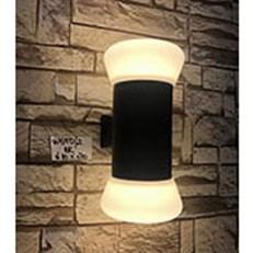 Đèn Tường Trang Trí BKT1 W600/2 BK Ø80xH170