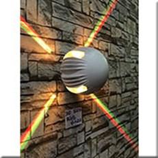 Đèn Tường Trang Trí BKT1 JKF 828B RGB Ø120