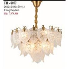 Đèn Thả Hiện Đại PT2 TH-8077 Ø600xC500