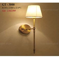 Đèn Tường Trang Trí PT4 GT-3000 N150xC480