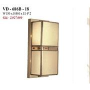 Đèn Vách Đồng PT5 VD-686B-18 W150xH440