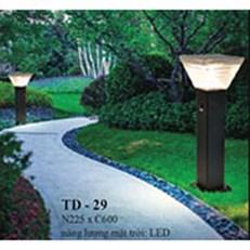 Đèn trụ sân vườn PT2 TD-29 N225xC600
