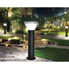 Đèn trụ sân vườn PT2 TD-31 N225xC600