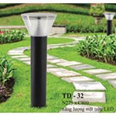 Đèn trụ sân vườn PT2 TD-32 N225xC800