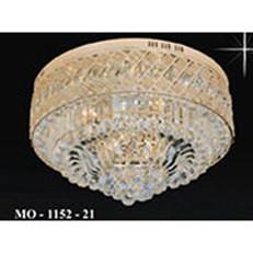 Đèn Mâm Pha Lê PT4 MO1152-21 Ø600xH350