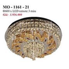 Đèn Mâm Pha Lê PT2 MO-1161-21 Ø600