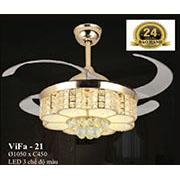 Đèn Quạt Cánh Xếp PT5 ViFa-21 Ø1050xC450