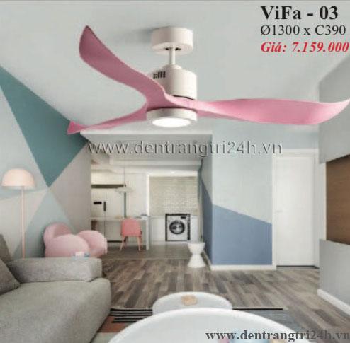 Đèn Quạt PT5 ViFa-04 Ø1300xC390