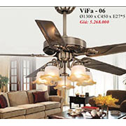 Đèn Quạt PT5 ViFa-06 Ø1300xC450