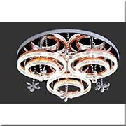 Đèn Mâm Pha Lê ER1 ML-9857 Ø650x200