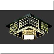 Đèn Mâm Pha Lê ER1 MLF-3368V 500xH200