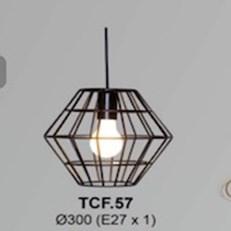 Đèn Thả Bàn Ăn CTK5 TCF.57 Ø300