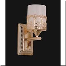 Đèn Tường Cổ Điển IW1 B6028-GD 260x110x180