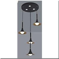 Đèn Thả Led KP5 1910-4 Ø300xH1000