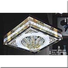 Đèn Mâm Pha Lê Led IW1 6909-LED 600x600