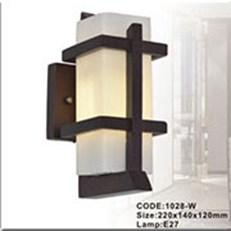 Đèn Tường Gỗ IW1 1028-W 220x140x120