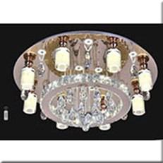 Đèn Mâm Pha Lê Led KP4 9001-800-LED Ø800