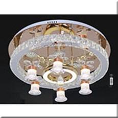 Đèn Mâm Pha Lê Led KP4 5139-LED Ø600
