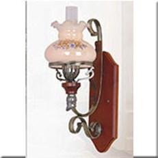 Đèn Tường Gỗ KP4 109E-1WA 280x170x490