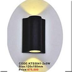 Đèn Ốp Tường Ngoại Thất KP1 KTS5041-2x5W 120x180