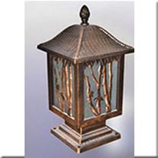 Đèn Trụ Cổng KP4 B3075 340x650