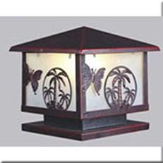 Đèn Trụ Cổng KP4 6847 200x350