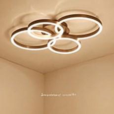 Đèn áp trần 4 vòng tròn LED PT1 MO994 Ø850