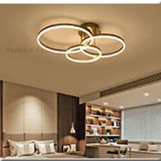 Đèn áp trần 3 vòng tròn LED PT1 MO995 Ø850