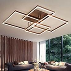 Đèn áp trần 4 hình vuông led  LED PT1 MO996