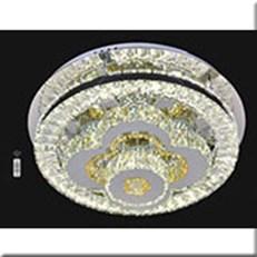Đèn Mâm Pha Lê Led KP5 8538-500 Ø500
