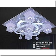 Đèn Mâm Pha Lê Led KP5 TK-A18-500 500x500