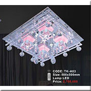 Đèn Mâm Pha Lê Led KP2 TK-A03 500x500
