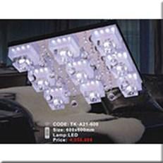 Đèn Mâm Pha Lê Led KP5 TK-A21-600 600x600